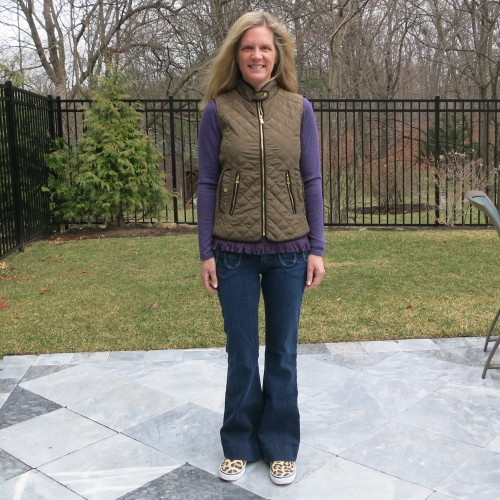 Fate Rowen Quilted Vest