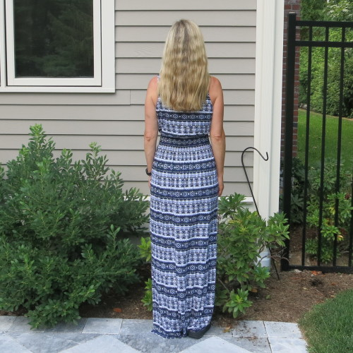 Gilli Kirstie Knit Maxi Dress